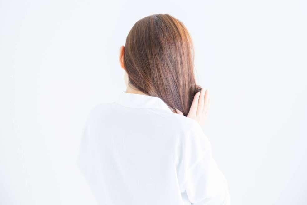 毛髪(女性)45